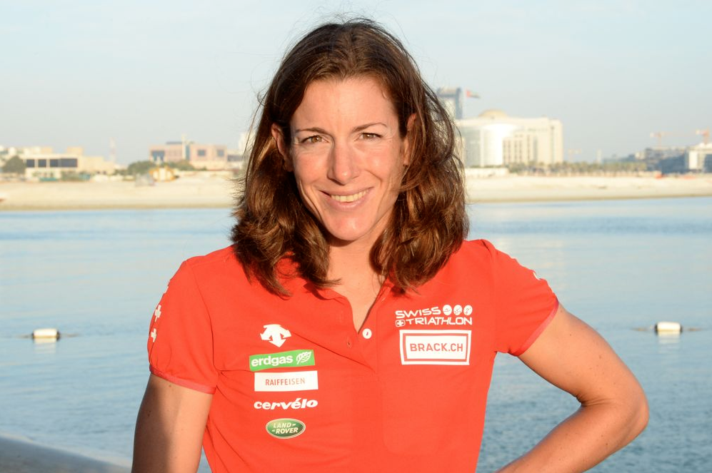 Triathletin Nicola Spirig
