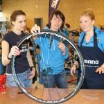 Selbst ist die Frau –Frauenschrauberworkshop bei Shimano in Stuttgart