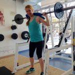 Krafttraining für Schwangere mit Profi-Triathletin Svenja Bazlen