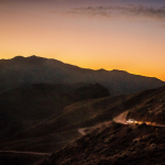 Sonnenaufgang im Death Valley