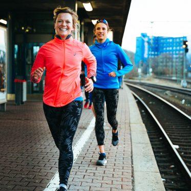 Laufen soll Freude machen
