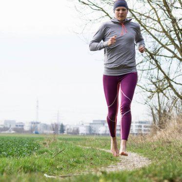 Jeder Läufer sollte mehr auf seine Füße achten