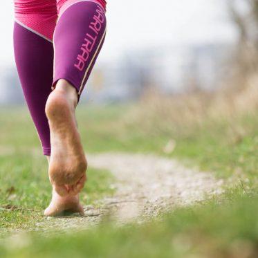 Warum mach Barfußlaufen Sinn?