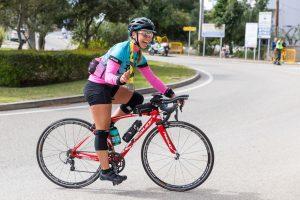 """tritime women Botschafterin Anita Horn beim Gran Fondo """"Mallorca312"""""""