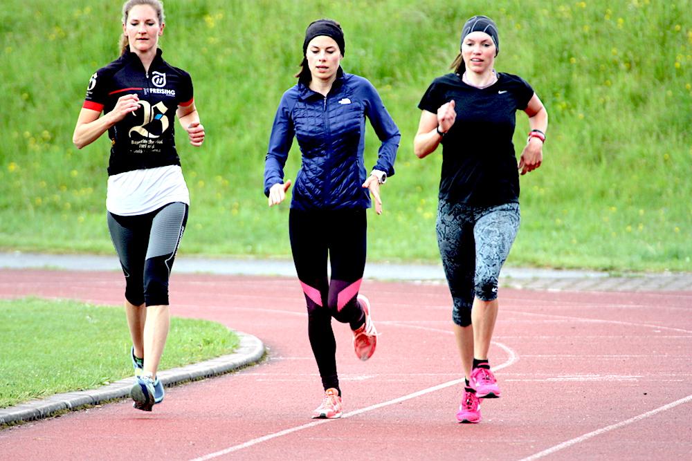 Intervalltraining beim Laufen macht schnell