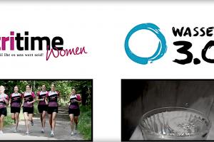 Partnerschaft mit Wasser3.0 und tritime women