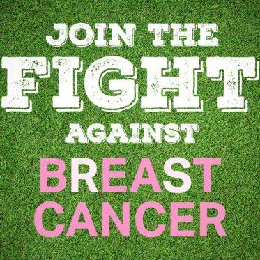 Gib Brustkrebs keine Chance