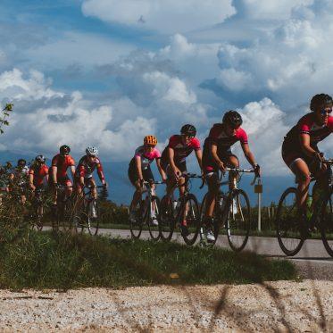tritime women team beim Rad Race