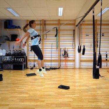 R.O.P.E.S. Training –Anita erklärt wie es geht