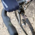 Scheiben-Bremsen gehören zu einem Crosser dazu