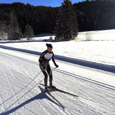 Skating im Winter macht Laune und macht fit