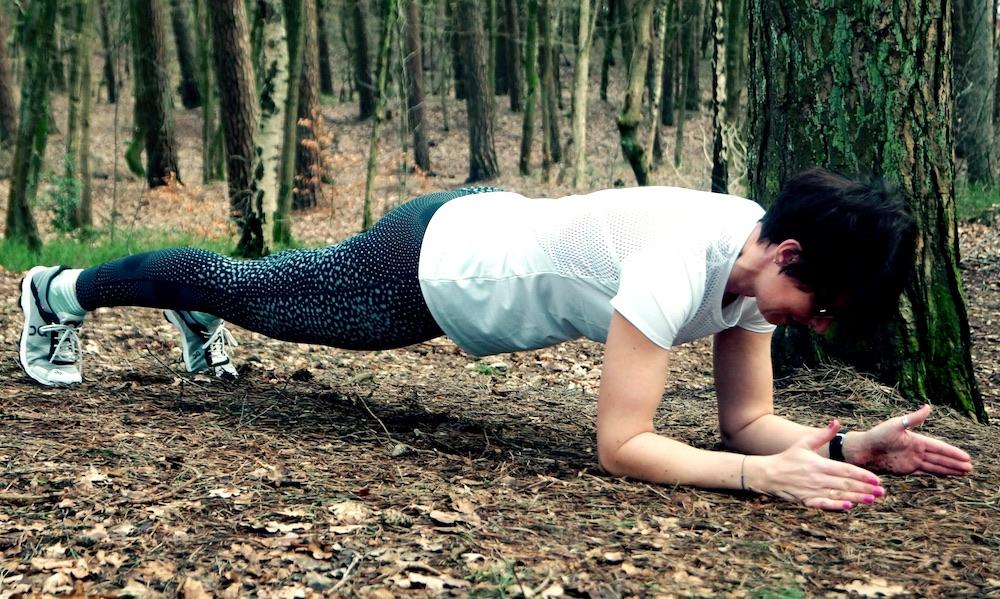 Übung: der Plank