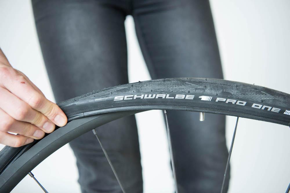 Tubless Reifen fürs Radtraining