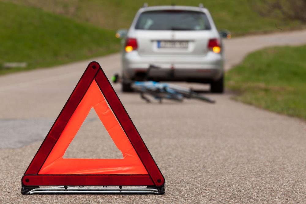 Was tun bei einem Unfall