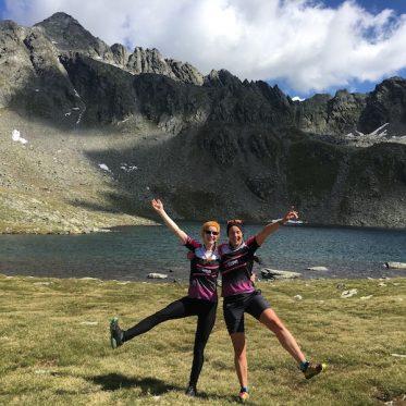 Transalpine Run Vorbereitung mit Jenni und Vroni