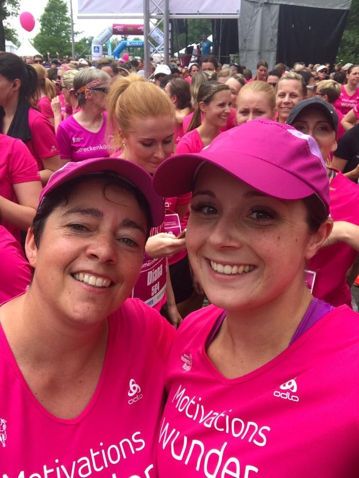 Zusammen macht das Laufen noch mehr Spaß