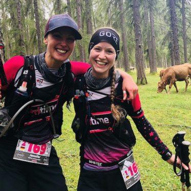 Transalpine Run 2018 mit Jenni und Vroni ein Bericht in tritime women