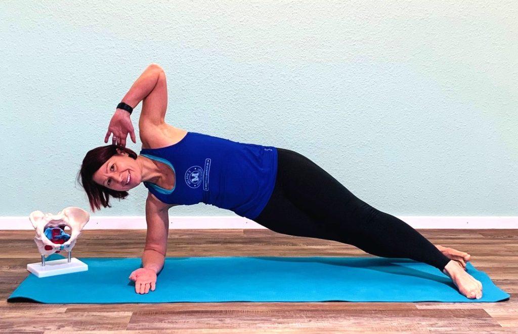 Sechs Übungen für eine starke Körpermitte